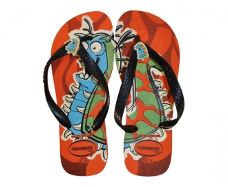 Havaianas chinelo kids monsters